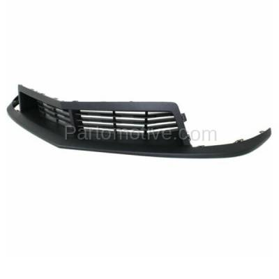 Aftermarket Replacement - GRL-1545C CAPA 12-15 Camaro ZL1 Front Grill Grille Textured Black GM1036141 22894223 - Image 2