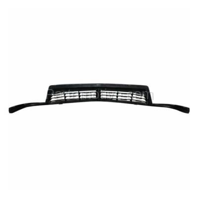 Aftermarket Replacement - GRL-1545C CAPA 12-15 Camaro ZL1 Front Grill Grille Textured Black GM1036141 22894223 - Image 3
