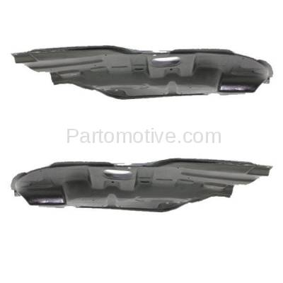 Aftermarket Replacement - ESS-1575L & ESS-1575R 02-06 Camry Front Engine Splash Shield Under Cover Undercar Left Right SET PAIR - Image 3
