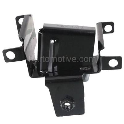 Aftermarket Replacement - BBK-1262L 2007-2013 GMC Sierra 1500 & 2007-2010 Sierra 2500HD/3500HD Pickup Truck Front Bumper Inner Mounting Bracket Left Driver Side - Image 1
