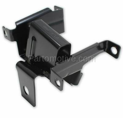 Aftermarket Replacement - BBK-1262L 2007-2013 GMC Sierra 1500 & 2007-2010 Sierra 2500HD/3500HD Pickup Truck Front Bumper Inner Mounting Bracket Left Driver Side - Image 2