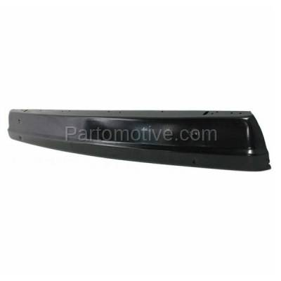 Aftermarket Replacement - BRF-1189R 1979-1993 Ford Mustang (Convertible, Coupe, Hatchback, Sedan) Rear Bumper Impact Face Bar Crossmember Reinforcement Primed Steel - Image 2