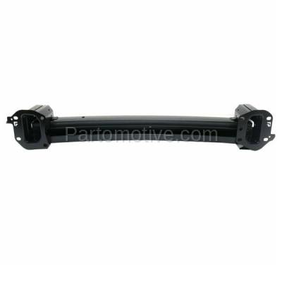 Aftermarket Replacement - BRF-1090F 2007-2012 Dodge Caliber (Modesl without Tow Bracket) Front Bumper Impact Bar Crossmember Reinforcement Primed Made of Steel - Image 3