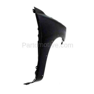 Aftermarket Replacement - FDR-1758R Front Fender Quarter Panel Passenger Side For 05-15 Titan NI1241192 F3100ZR0EA - Image 3