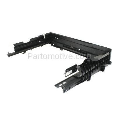 Aftermarket Replacement - RSP-1862 2004-2010 BMW 5-Series & BMW 6-Series (2.5 & 3.0 & 4.4 Liter Engine) Front Center Radiator Support Lower Frame Panel Primed Plastic - Image 2