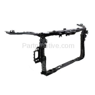 Aftermarket Replacement - RSP-1664 2011-2013 Scion tC (Coupe 2-Door) (2.5 Liter Engine) Front Center Radiator Support Core Assembly Primed Made of Steel - Image 2