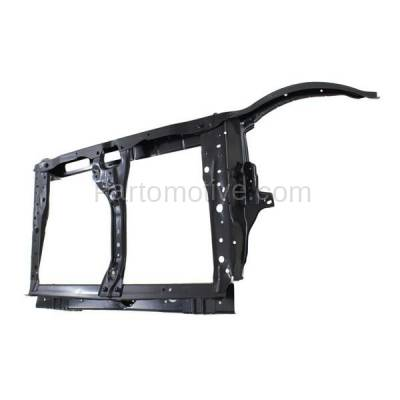 Aftermarket Replacement - RSP-1675 2014-2018 Subaru Forester 2.0XT & 2.5i (Wagon 4-Door) (2.0L & 2.5L) Front Center Radiator Support Core Assembly Primed Steel - Image 1