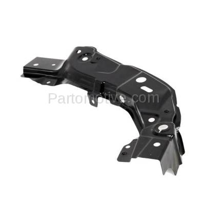 Aftermarket Replacement - RSP-1702R 2006-2013 Suzuki Grand Vitara (2.4 & 2.7 & 3.2 Liter) Front Radiator Support Upper Outer Tie Bar Left Primed Made of Steel Right Passenger Side - Image 2
