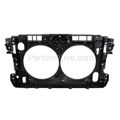 Aftermarket Replacement - RSP-1615 2009-2014 Nissan Maxima & 2010-2013 Altima (Base, Hybrid, S, SL, SR, SV) Front Radiator Support Core Assembly Primed Plastic - Image 1