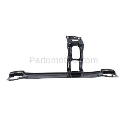 Aftermarket Replacement - RSP-1518 2003-2009 Mercedes-Benz CLK-Class (Base, Black Series) Front Radiator Support Upper Crossmember Tie Bar Panel Primed Steel - Image 1