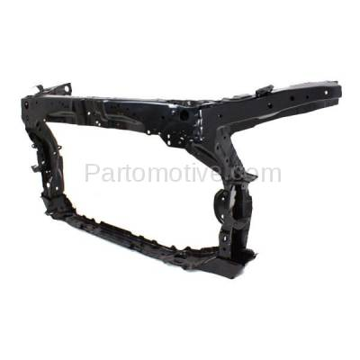 Aftermarket Replacement - RSP-1339 2008-2012 Honda Accord (Coupe 2-Door) (2.4 & 3.5 Liter Engine) Front Center Radiator Support Core Assembly Primed Made of Steel - Image 2