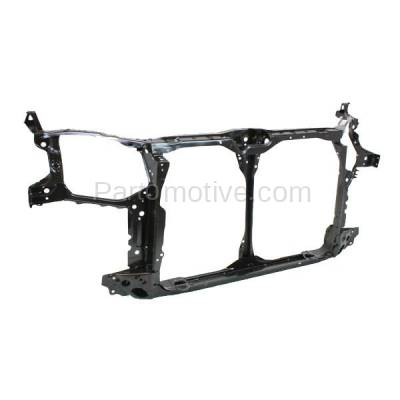 Aftermarket Replacement - RSP-1347 2001-2003 Honda Civic (Coupe & Sedan) (1.3 & 1.7 Liter Engine) Front Center Radiator Support Core Assembly Primed Made of Steel - Image 3