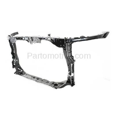 Aftermarket Replacement - RSP-1350 2006-2011 Honda Civic (Coupe & Sedan) (1.3 & 1.8 & 2.0 Liter Engine) Front Center Radiator Support Core Assembly Primed Made of Steel - Image 2