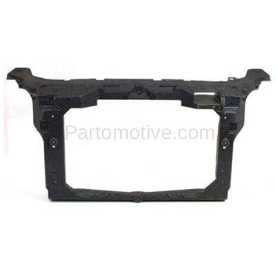 Aftermarket Replacement - RSP-1220 2008 2009 Ford Taurus & Mercury Sable (3.5 Liter V6 Engine) (without Center Support) Front Radiator Support Core Assembly Primed Plastic - Image 1
