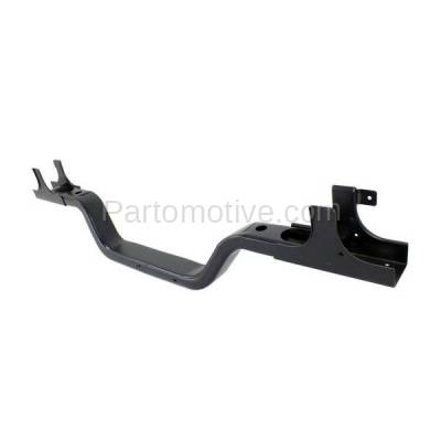 Aftermarket Replacement - RSP-1190 2011-2016 Ford F-Series Super Duty Pickup Truck (6.2 & 6.7 Liter) Front Center Radiator Support Core Lower Crossmember Tie Bar Primed Steel - Image 2