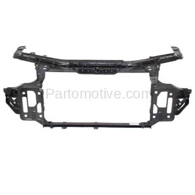 Aftermarket Replacement - RSP-1137 2007-2010 Chrysler Sebring & 2011-2014 Chrysler 200 (Convertible & Sedan) Front Center Radiator Support Core Assembly Primed Plastic - Image 1