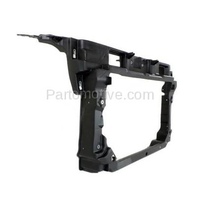 Aftermarket Replacement - RSP-1157 2012-2014 Ford Edge (Limited, SE, SEL) Sport Utility 4-Door (2.0L Turbo) Front Center Radiator Support Core Assembly Primed Plastic - Image 2