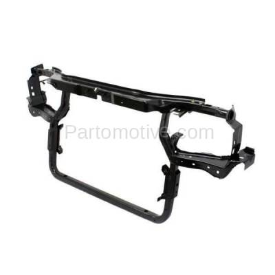Aftermarket Replacement - RSP-1076 2006-2010 Jeep Commander (3.7 & 4.7 & 5.7 Liter V6/V8 Engine) Front Center Radiator Support Core Assembly Primed Made of Steel - Image 2