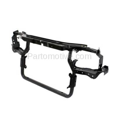 Aftermarket Replacement - RSP-1076 2006-2010 Jeep Commander (3.7 & 4.7 & 5.7 Liter V6/V8 Engine) Front Center Radiator Support Core Assembly Primed Made of Steel - Image 3
