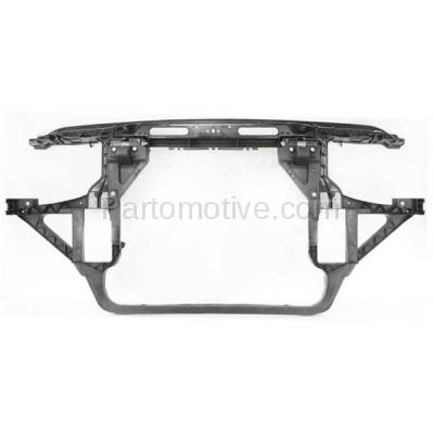 Aftermarket Replacement - RSP-1058 2004-2010 BMW X3 (2.5i, 3.0i, xDrive28i, xDrive30i) E83 (2.5 & 3.0 Liter Engine) Front Center Radiator Support Core Assembly Primed Made of Plastic - Image 1