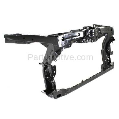 Aftermarket Replacement - RSP-1005 2009-2011 Acura TL 3.5L (Sedan 4-Door) (3.5 Liter V6 Engine) Front Center Radiator Support Core Assembly Primed Made of Steel - Image 2