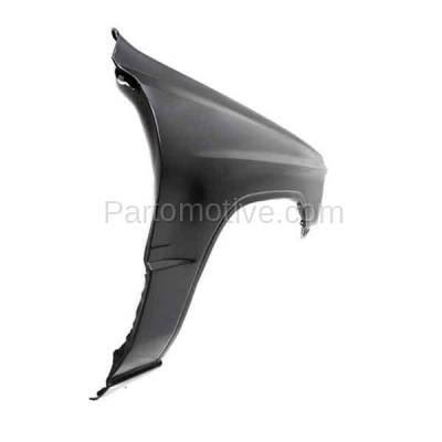 Aftermarket Replacement - FDR-1769R 1984-1988 Toyota Pickup Truck RWD (4Cyl 6Cyl, 2.4L 3.0L Engine) Front Fender Quarter Panel Primed Steel Right Passenger Side - Image 3