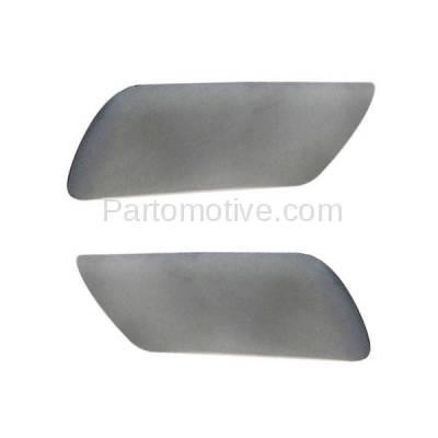 Aftermarket Replacement - FDT-1000L & FDT-1000R 97 98 99 A4 Front Fender Molding Moulding Arch Trim Left & Right Side PAIR SET - Image 2