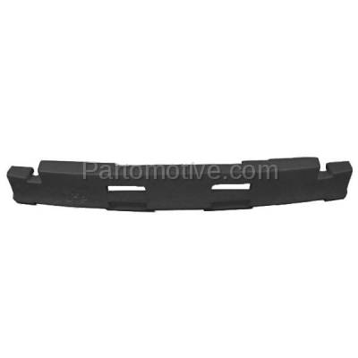 Aftermarket Replacement - ABS-1213R 08-12 Accord Sedan Rear Bumper Face Bar Impact Absorber HO1170139 71570TA0A00 - Image 2