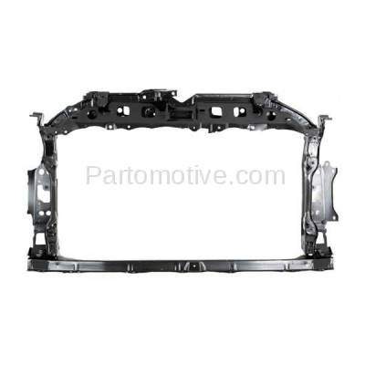 Aftermarket Replacement - RSP-1809 2007-2012 Toyota Yaris (Base, S) Sedan 4-Door (1.5 Liter Engine) Front Center Radiator Support Core Assembly Primed Made of Steel - Image 1