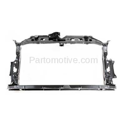 Aftermarket Replacement - RSP-1809 2007-2012 Toyota Yaris (Base, S) Sedan 4-Door (1.5 Liter Engine) Front Center Radiator Support Core Assembly Primed Made of Steel - Image 2