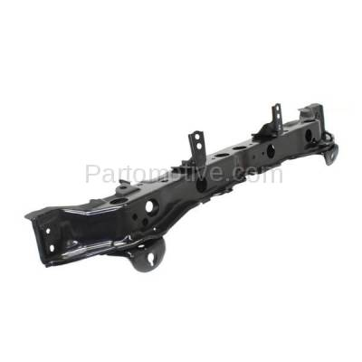 Aftermarket Replacement - RSP-1828 2012-2014 Toyota Yaris (CE, L, LE, SE) Hatchback 1.5L (Japan Built) Front Radiator Support Upper Crossmember Tie Bar Panel Primed Steel - Image 2