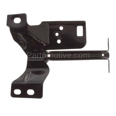 Aftermarket Replacement - RSP-1870 2004-2009 Mazda 3 (GS, GT, GX, i, Mazdaspeed, S, SP23) Hatchback/Sedan Front Radiator Support Center Hood Latch Support Bracket Steel - Image 2