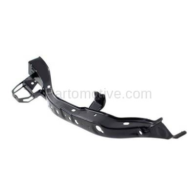 Aftermarket Replacement - RSP-1786R 2013-2018 Toyota RAV4 (Adventure, LE, Limited, Platinum, XLE) 2.5L Front Radiator Support Upper Tie Bar Bracket Primed Steel Right Passenger Side - Image 2