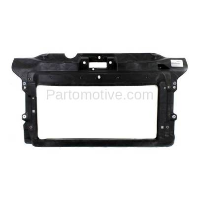 Aftermarket Replacement - RSP-1836 1998-2010 Volkswagen Beetle (Hatchback 2-Door) (Except Turbo S Model) Front Center Radiator Support Core Assembly Primed Plastic - Image 1