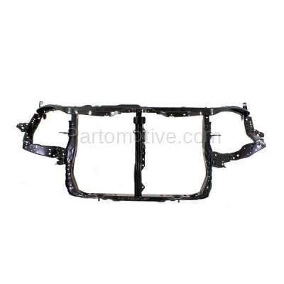 Aftermarket Replacement - RSP-1760 2011-2013 Toyota Highlander Sport Utility 4-Door (2.7 & 3.5 Liter Engine) Front Center Radiator Support Core Assembly Primed Made of Steel - Image 1