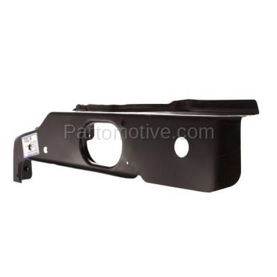 Aftermarket Replacement - RSP-1701R 2006-2008 Suzuki Grand Vitara 2.7L Front Radiator Support Side Bracket Panel Primed Made of Steel Right Passenger Side - Image 2