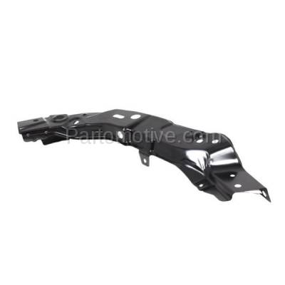 Aftermarket Replacement - RSP-1702L 2006-2013 Suzuki Grand Vitara (2.4 & 2.7 & 3.2 Liter) Front Radiator Support Upper Outer Tie Bar Left Primed Made of Steel Left Driver Side - Image 3