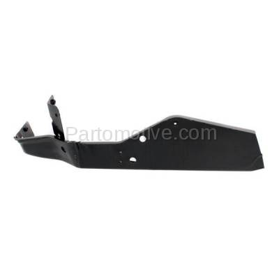 Aftermarket Replacement - RSP-1705L 2009-2013 Suzuki Grand Vitara (2.4 & 3.2 Liter Engine) Front Radiator Support Core Assembly Side Panel Bracket Steel Left Driver Side - Image 1