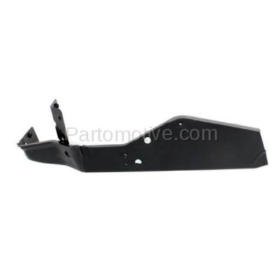 Aftermarket Replacement - RSP-1705R 2009-2013 Suzuki Grand Vitara (2.4 & 3.2 Liter Engine) Front Radiator Support Core Assembly Side Panel Bracket Steel Right Passenger Side - Image 1