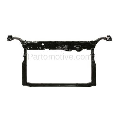 Aftermarket Replacement - RSP-1666 2004-2006 Scion xA (Hatchback 5-Door) (1.5 Liter Engine) Front Center Radiator Support Core Assembly Primed Made of Steel - Image 1