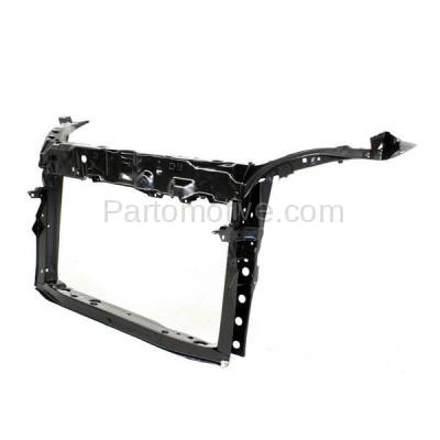 Aftermarket Replacement - RSP-1666 2004-2006 Scion xA (Hatchback 5-Door) (1.5 Liter Engine) Front Center Radiator Support Core Assembly Primed Made of Steel - Image 2