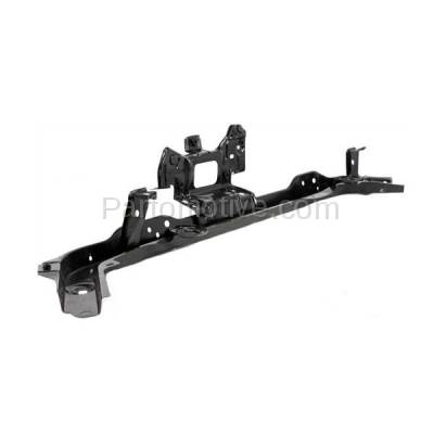 Aftermarket Replacement - RSP-1649 2007-2012 Nissan Versa (1.6, 1.6 Base, 1.8 S, 1.8 SL, S, SL) Front Radiator Support Upper Crossmember Tie Bar Panel Primed Steel - Image 2