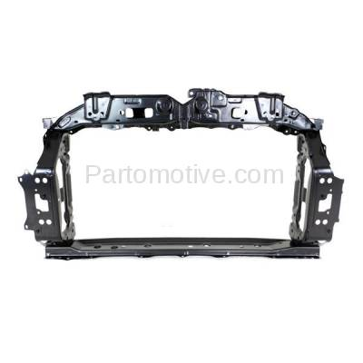 Aftermarket Replacement - RSP-1669 2008-2012 Scion xD & 2009-2011 Toyota Yaris (Base, S) 1.5L/1.8L Front Center Radiator Support Core Assembly Primed Made of Steel - Image 1