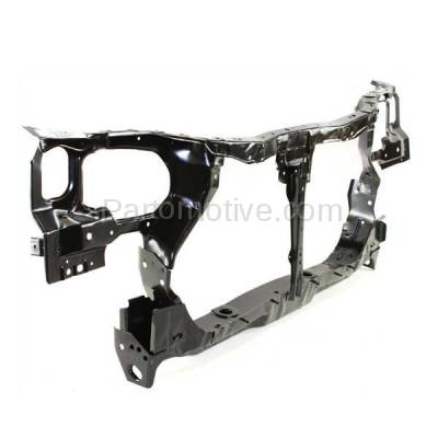 Aftermarket Replacement - RSP-1634 2000-2006 Nissan Sentra Sedan (1.8 & 2.0  & 2.5 Liter Engine) Front Center Radiator Support Core Assembly Primed Made of Steel - Image 2