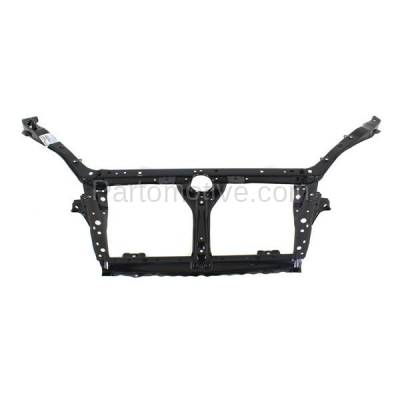 Aftermarket Replacement - RSP-1684 2012-2016 Subaru Impreza & 2013-2015 XV Crosstrek & 2016-2017 Crosstrek Front Center Radiator Support Core Assembly Primed Steel - Image 1