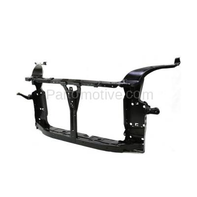Aftermarket Replacement - RSP-1635 2007-2012 Nissan Sentra (Base, S, SE-R, SE-R Spec V, SL, SR) Sedan 4-Door (2.0L/2.5L) Front Center Radiator Support Assembly Steel - Image 2