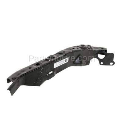 Aftermarket Replacement - RSP-1591L 2007-2009 Nissan Altima & 2009-2014 Maxima Front Radiator Support Side Bracket Brace Panel Primed Made of Steel Left Driver Side - Image 2