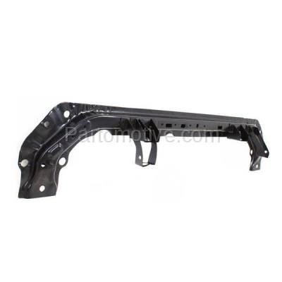 Aftermarket Replacement - RSP-1626 2008-2013 Nissan Rogue & 2014 2015 Rouge Select 2.5L Front Radiator Support Lower Crossmember Tie Bar Panel Primed Steel - Image 2
