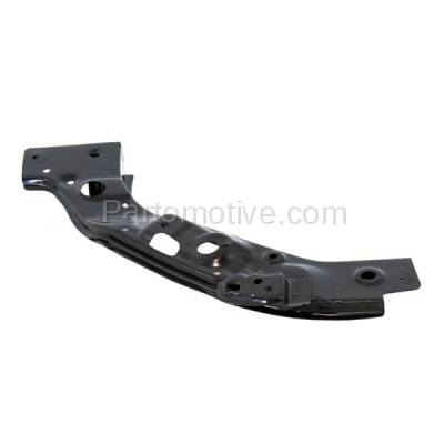 Aftermarket Replacement - RSP-1581L 2010-2013 Mitsubishi Outlander (ES, GT, LS, SE, XLS) Front Radiator Support Upper Side Brace Bracket Panel Steel Left Driver Side - Image 1