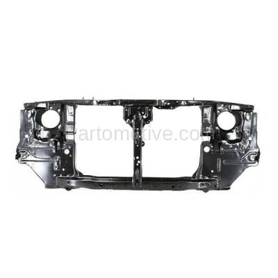Aftermarket Replacement - RSP-1603 2003-2004 Nissan Frontier Pickup Truck (Base, SC, SVE, XE) 2.4L/3.3L Front Center Radiator Support Core Assembly Primed Steel - Image 1